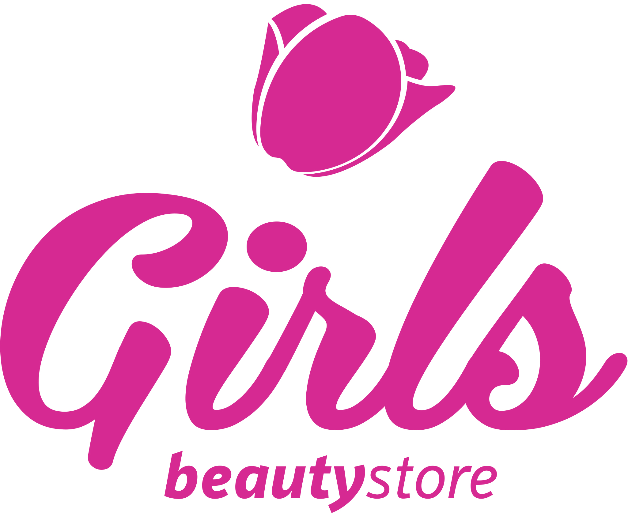 Girls logo by salvador2016